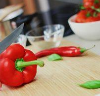 könnyű vacsora, majonéz, paprika, recept, sajt, saláta, zöldség