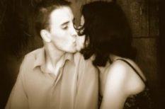 csók, érzelem, száj, szájápolás, valentin
