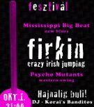 buli, Firkin3, Gödör Klubb, programajánló, Pump Jump fesztivál