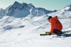 baleset, síelés, síszezon, tél, téli sport