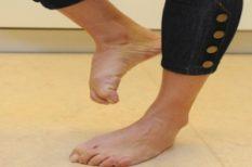 elasztikus, fájdalom, gyógyítás, izület, kinesiotape szalag