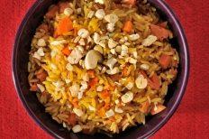 Demcsák Zsuzsa, fahéjas rizs, konyha, recept, rizs, tündérek