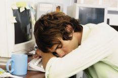 alvás, munka, munka közben alvás, szunyókálás