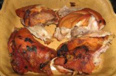hús, recept, Sült sertéscsülök