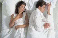 alvás, alvászavar, házasság, házassági problémák