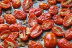 karfiol, paradicsom, receptek, sóska, zöldség