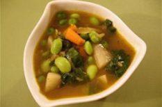diéta, fogyókúra, leves, recept, táplálkozás, zöldség, zöldségleves