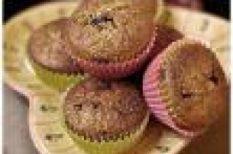 meggy, muffin, recept, sütés