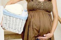 baba, kapcsolat, mama, nyár, terhesség