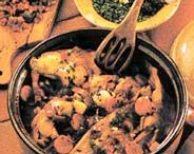 hús, receptek, tárkony, vashiány