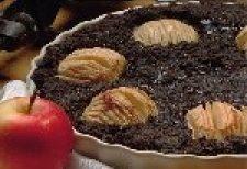 alma, édesség, recept, sütemény, sütés