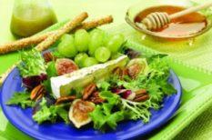 bor, egészség, recept, sajt, szőlő