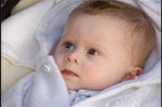 csecsemő, fertőzés, influenza, láz, megelőzés, torok
