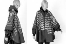 divat, kabát, ősz, ruha, trend