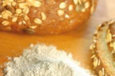 egészség, emésztés, gabona, kenyér