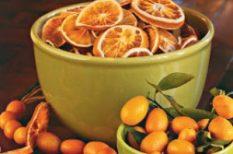 citrom, karácsony, otthon