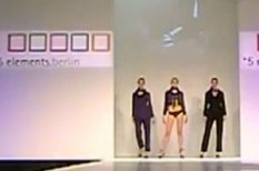 divat, videó