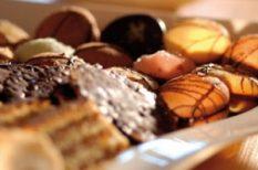 recept, sütemény, valentin