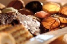 csoki, gesztenye, otthon, recept, sütemény