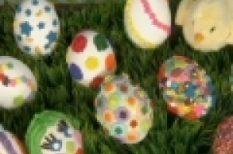 étel, húsvét, recept, tavasz, természet, tojás