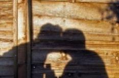 csók, férfi, nő, szex, vágy