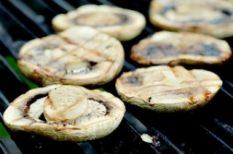 grill, grill húsok, grill mártások, zöldség