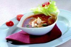 konyha, leves, olasz, recept
