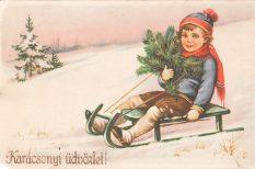 hátrányos helyzetű gyermekek, Karácsonyi képeslapok, rajzpályázat