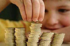 gyerek, nevelés, zsebpénz