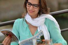 multifokális, szemüveg, szemüveglencse