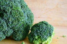 brokkoli, rakott hús, tejszínes