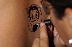 allergia, henna tetoválás, tetoválás