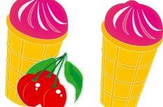 fagylalt, gasztronómia, recept