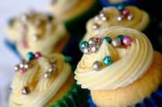 édesség, muffin, sütemény