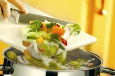 leves, pulyka, ünnepi étel