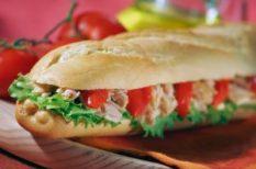 olaszos ételek, saláta, tonhal