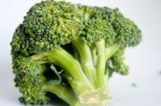 brokkoli, hal, vegetáriánus
