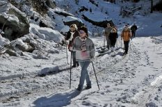 szabadidő, téli sport, zsírégetés