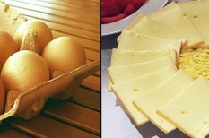 sajt, szalonna, torta