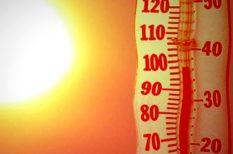 előrejelzés, időjárás, nyár