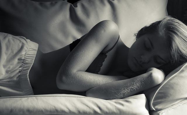 A kevés alvás komoly problémát okozhat Kép: Pixabay