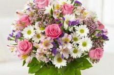 díszítés, húsvét, virág