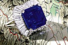 árverés, gyémánt, színes hír