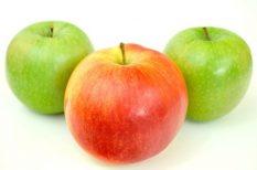 alma, banán, túrós finomság