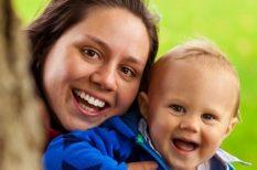 anyák napja, család, gyereknevelés