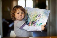 gyereknevelés, gyerekrajz, önkifejezés