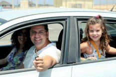 autó, biztonságos közlekedés, gyerek baleset