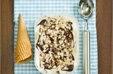 desszert, édesség, fagylalt