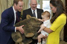 ajándék, brit uralkodó, királyi trónörökös