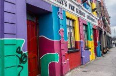 festés, nagyvárosi élet, színterápia